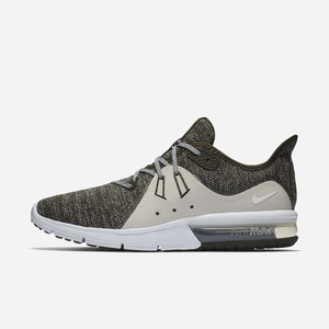 Panske Tenisky Nike Air Max Sequent 3 Biele | 949OFHZN SK